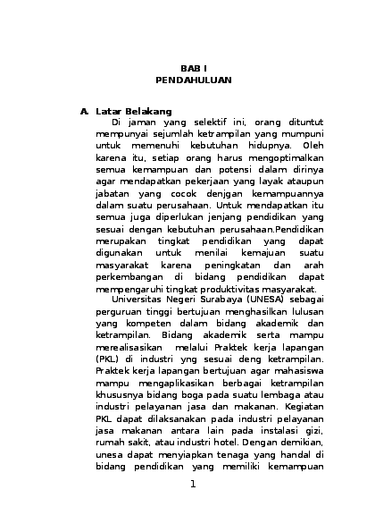 Doc Laporan Magang Di Hotel Crown Prince Surabaya Doc Tommy Zanuar Academia Edu