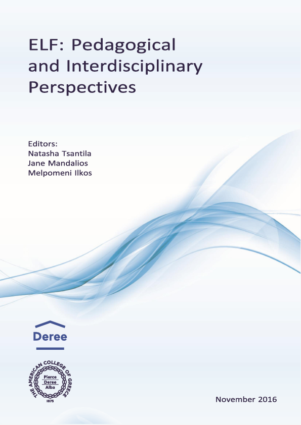 PDF) ELF: Pedagogical and interdisciplinary Perspectives | Natasha
