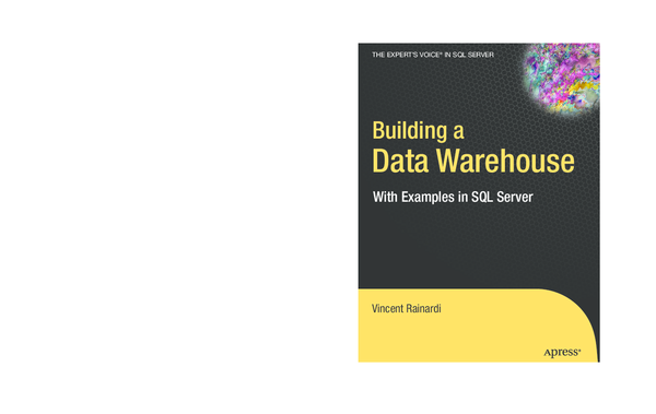 PDF) Building a Data Warehouse With Examples in SQL Server Building