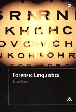 PDF) Forensic linguistics (1) pdf | Ali Safari - Academia edu