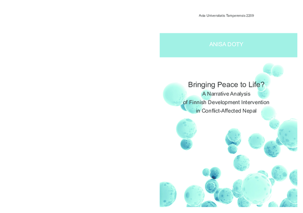PDF) Bringing Peace to Life_Dissertation ADoty2016.pdf   Anisa ...