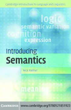 PDF introducing semantics pdf