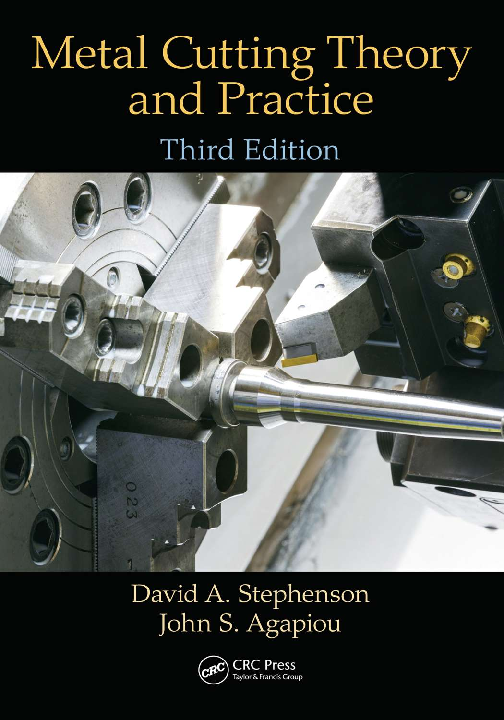 PDF) Metal Cutting Theory and Practice 3rd Edition - By (David A