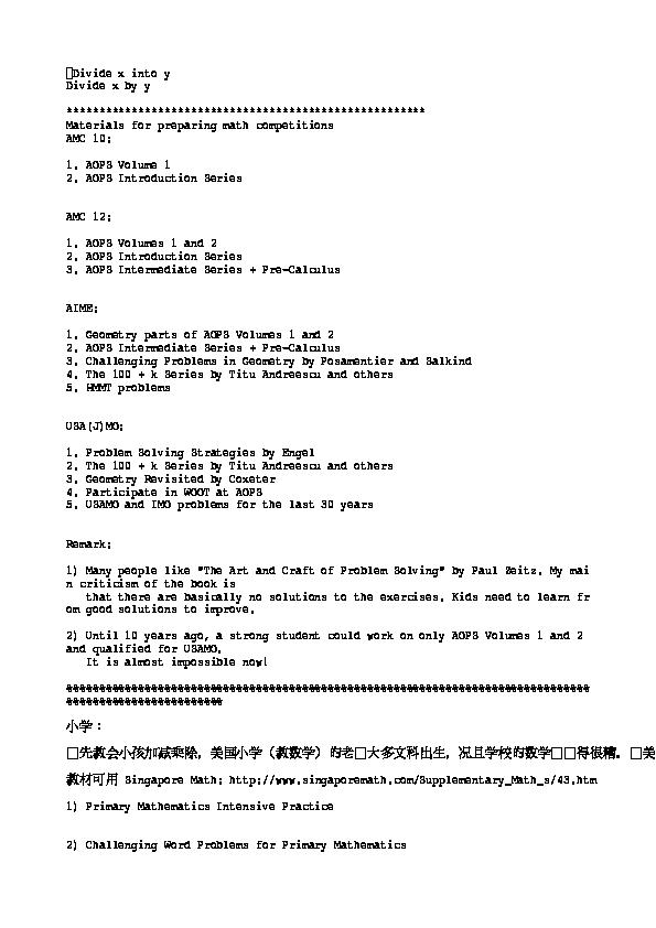 Aops Intermediate Geometry