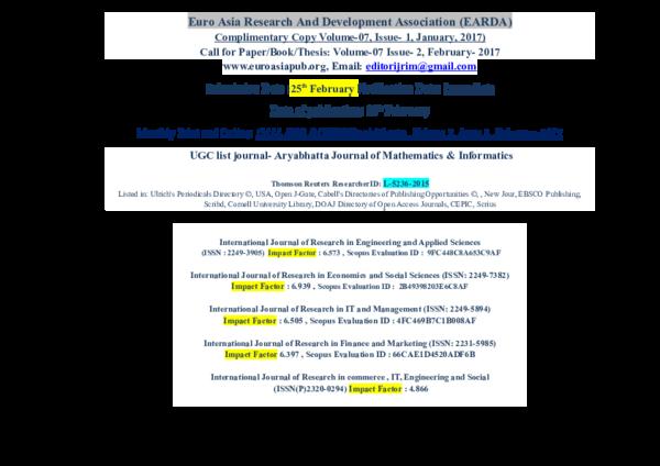 DOC) Call for Paper Feb-17 docx | Euro Asia International