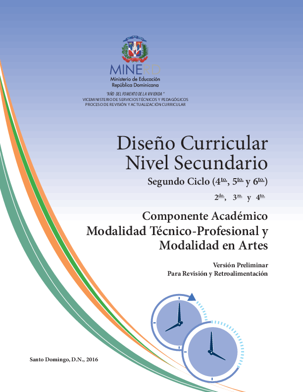 Pdf dise o curricular nivel secundario segundo ciclo 4 for Curriculum de nivel inicial