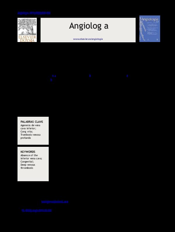 Tratamiento retroaórtico de la hipertensión de la vena renal izquierda