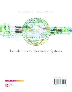PDF) OBrien - Introduction to Information Systems [2010