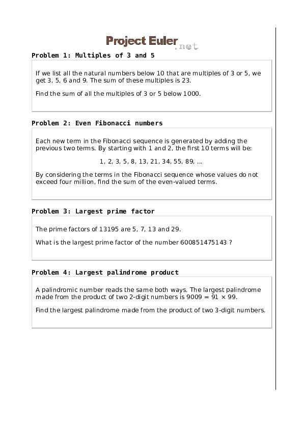 PDF) All Problems | Nuwan Lakshitha - Academia edu