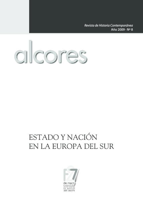 Estado y nación en el monarquismo español. Revista Alcores 12695d18fdbaf