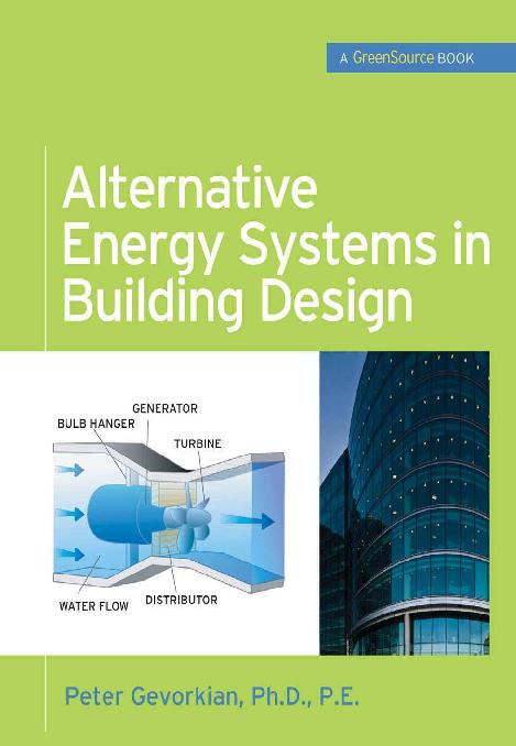 Pdf Alternative Energy Systems In Building Design Mennatallah Elshamiii Academia Edu