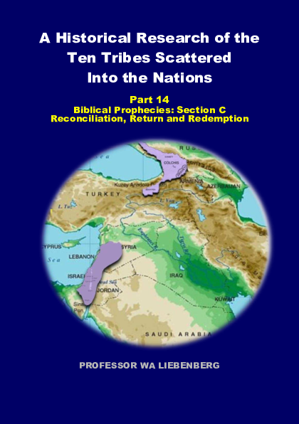 PDF) A Historical Research of the Ten Tribes Scattered Into
