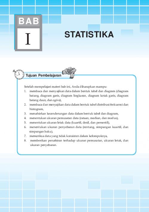 Pdf  Bab I Statistika Pdf