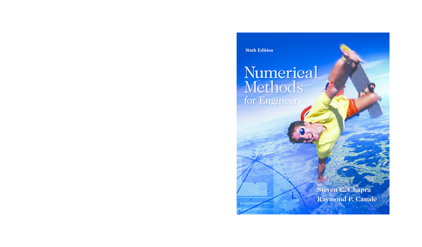 Pdf Numerical Methods For Engineers Sixth Edition Onur Kamertay Academia Edu