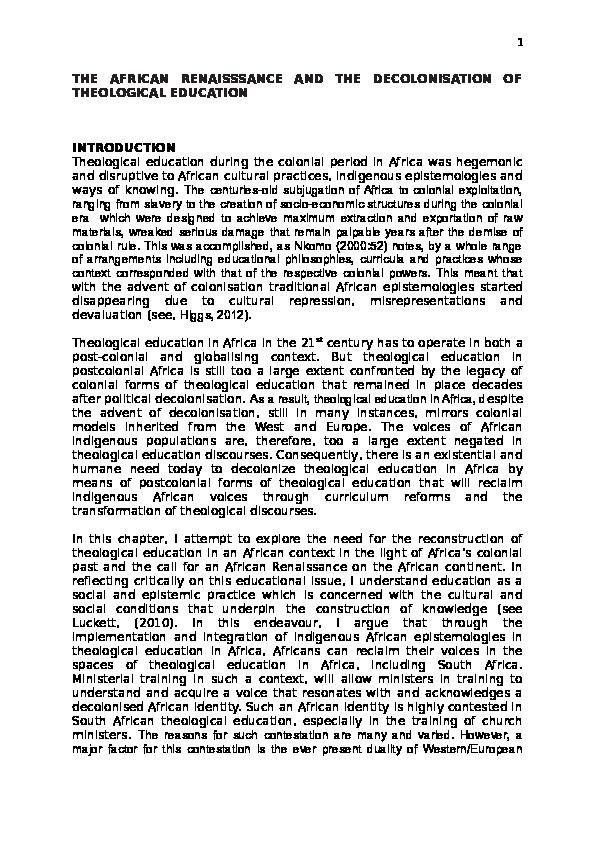 Thesis sa filipino kabanata 2