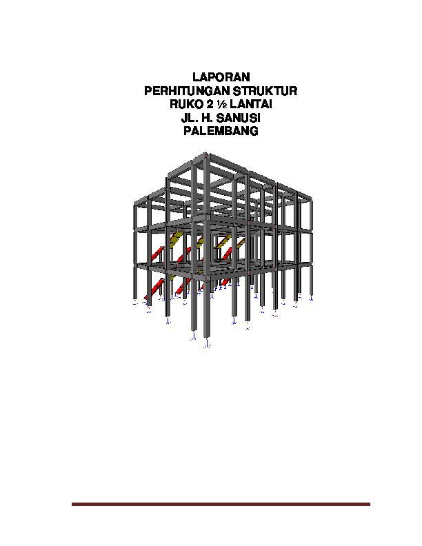 PDF) 123756903-Perhitungan-Struktur-Baja-Gedung.pdf | Nasir Osd ...