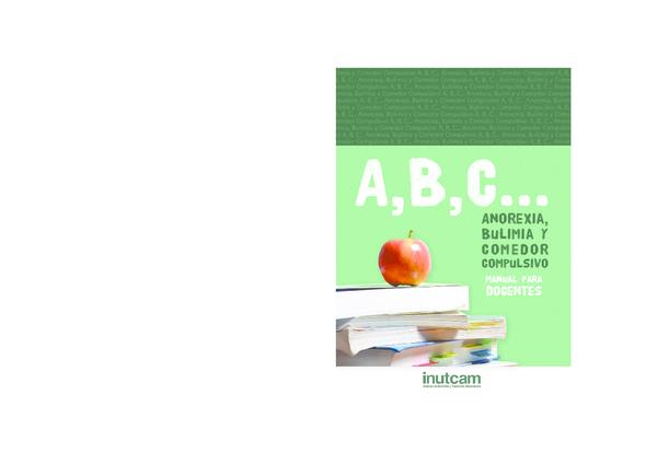 PDF) A, b, c...Anorexia, bulimia y comedor compulsivo ...