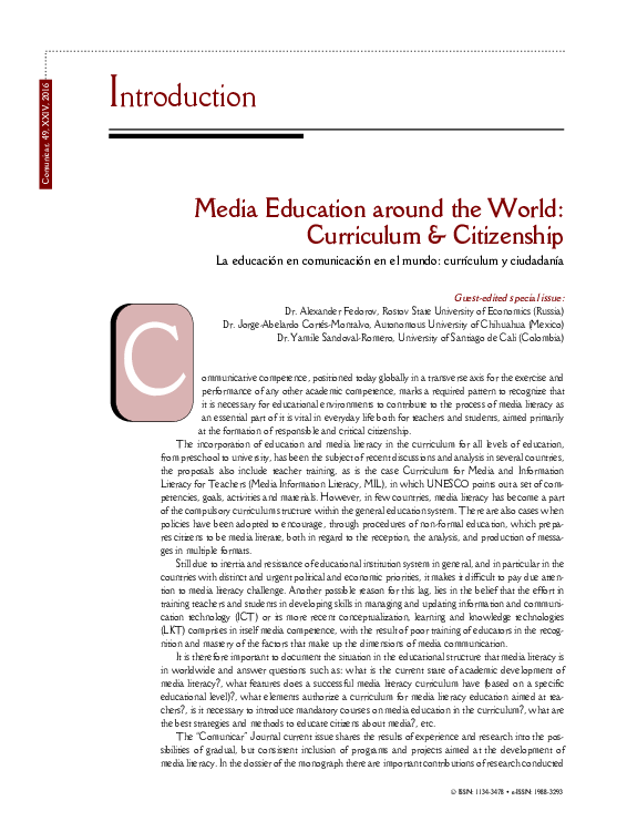 pdf  film and media studies  51 articles  2015