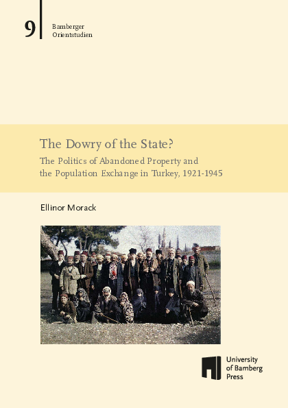 PDF) The Dowry of the State? The Politics of Abandoned