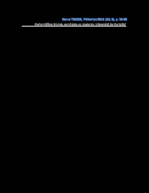 Doc L Histoire Nom Féminin Qui Se Conjugue Généralement Au Masculin L Agentivité Historique Des Femmes Et La Classe D Histoire Traces Revue De La Sphq Marie Hélène Brunet Academia Edu