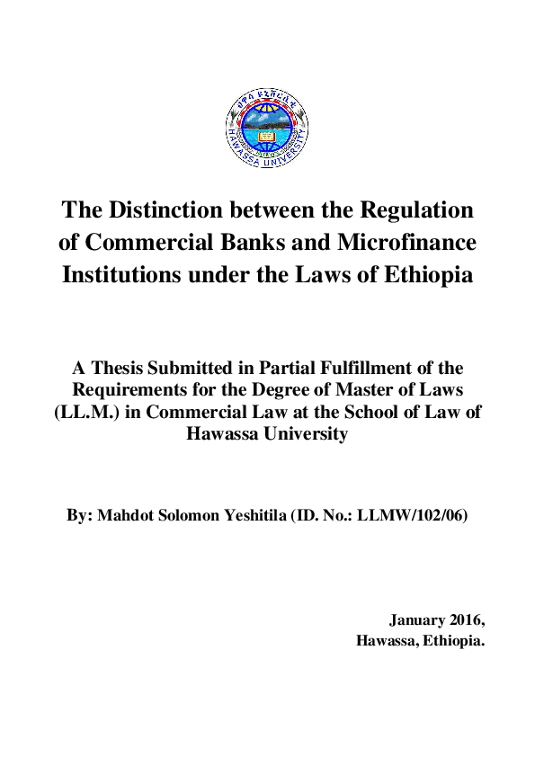 PDF) AAA All Mine Revised Thesis Submission Mahdot Solomon | Mahdot