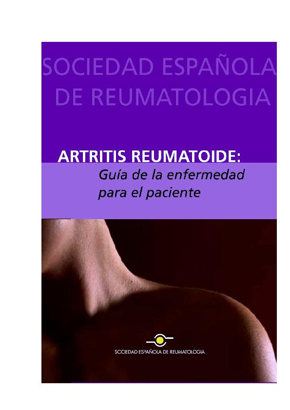 Pdf criterios reumatoide 2020 diagnosticos de artritis