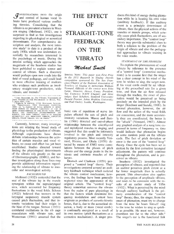 PDF) The Effect of Straight-Tone Feedback on The Vibrato.PDF ...