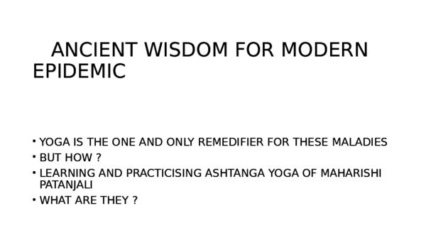Ppt Pys And Emotional Management In Modern Times Dr Srinivasan Krishnamoorthy Iyer M A M Sc M Phil Ph D Academia Edu