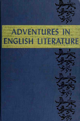 PDF) Adventures in English literature pdf | Jefferson Divino