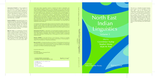PDF) Hyslop, Gwendolyn, Stephen Morey and Mark W  Post (eds