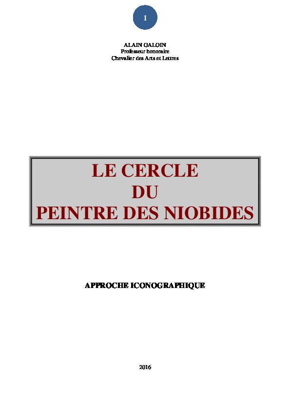 e2538b55a40 PDF) LE CERCLE DU PEINTRE DES NIOBIDES