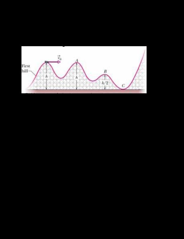 PDF) Conservation of Energy Worksheet | hamood al shidhani ...
