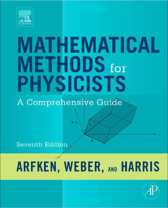 PDF) [7th]Mathematical Methods for Physicists Arfken.pdf | Zheng ...