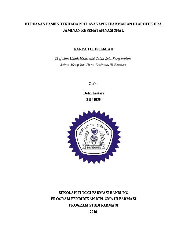 Doc Kti B Indo Autosaved Dela Lorenza And Delvi Lestari Academia Edu