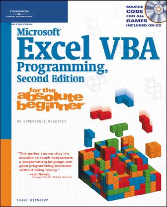 PDF) EXCEL VBA programing | Saacid Mohamed - Academia edu