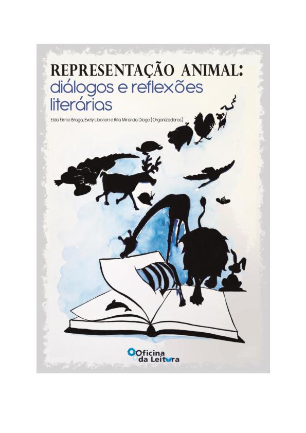Resultado de imagem para REPRESENTAÇÃO ANIMAL: DIÁLOGOS E REFLEXÕES LITERÁRIAS