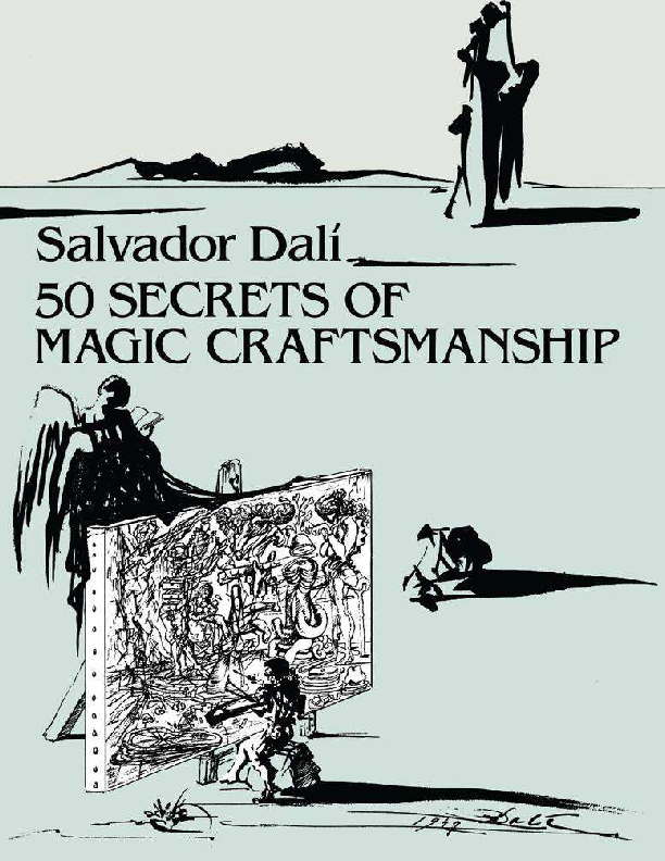 50 Secrets Of Magic Craftsmanship Art Ebook Vntonio Tovar