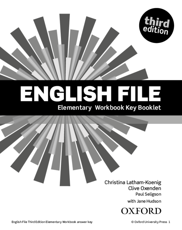 american english file 3 2nd edition pdf answer key