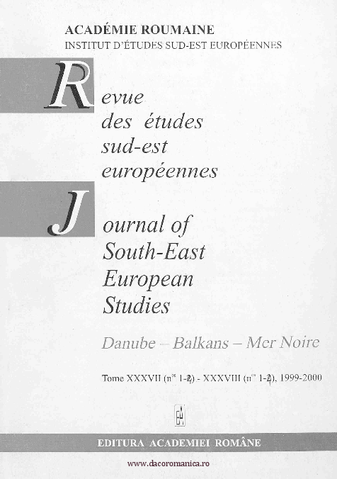 Pdf The Restoration Of The Byzantine Rule On The Danube