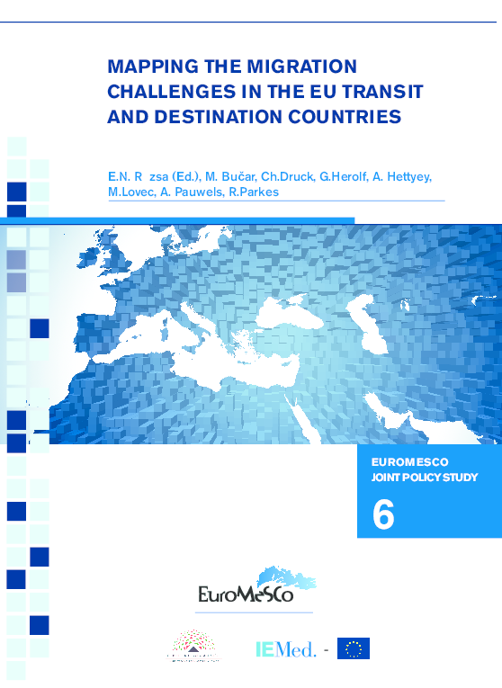 Special Education Procedural Safeguards_31 >> Pdf Mapping Migration Challenges In The Eu Transit And Destination