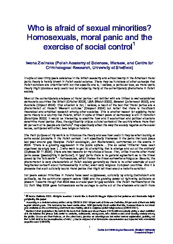 Panics and folk devils pdf moral