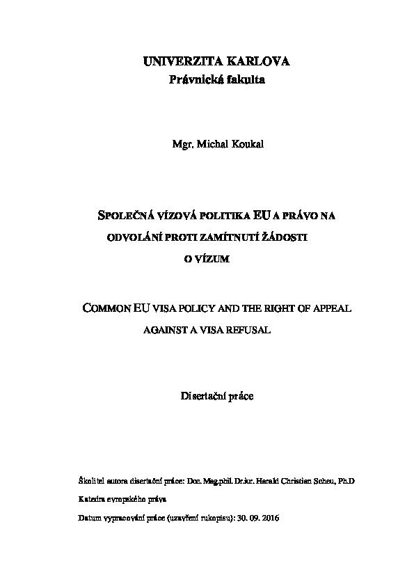 Vzorový formulář žádosti o datování