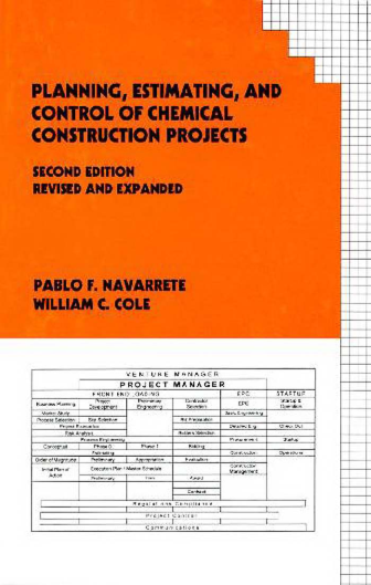PDF) Planning, Estimating and Control Of Chemical