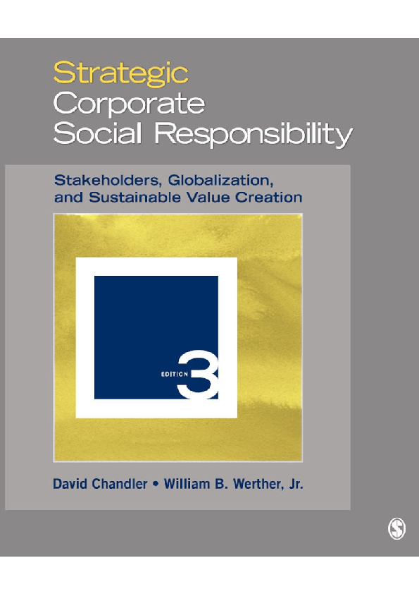 PDF) Strategic+Corporate+Social+Responsibility+Stakeholders