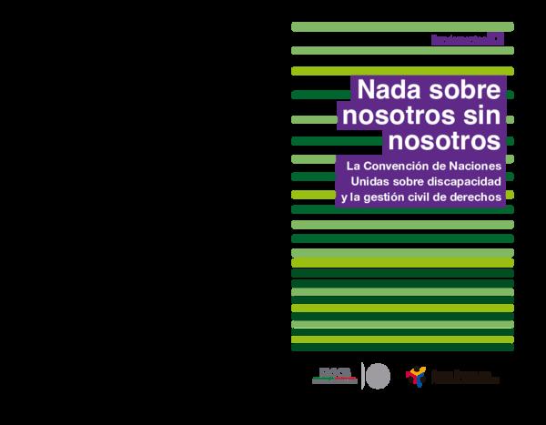 PDF) Nada sobre nosotros sin nosotros-Ax.pdf   Mario Alfredo ...