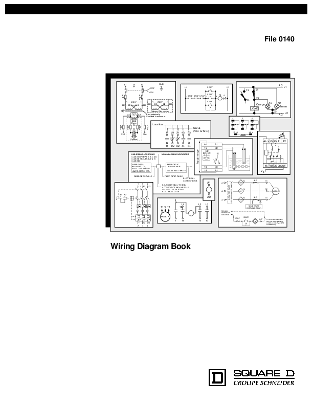 Pdf  Schneider Electric Wiring Diagram Book