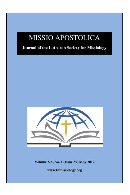 PDF) Missio-Apostolica-May-2012-Online.pdf | Markus Nietzke ...