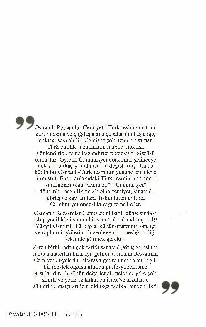 Pdf Osmanli Ressamlar Cemiyeti Seyfi Başkan Academiaedu