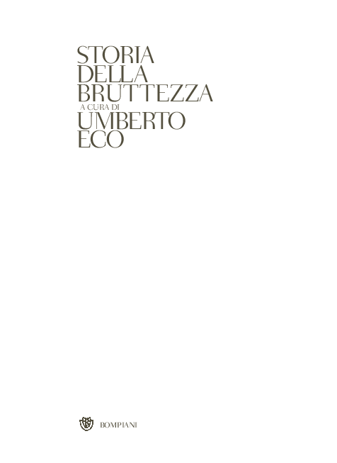 d5a94f5d0b PDF) STORIA DELLA BRUTTEZZA A CURA DI   Amares Colectivo - Academia.edu