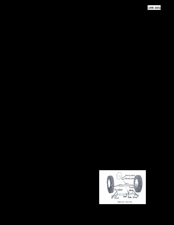 PDF) Review on Steering Mechanism | IJSART JOURNAL